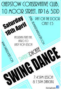 Next Dance 18th April 2015