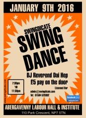 Abergavenny Swing Dance